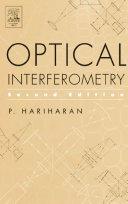 Pdf Optical Interferometry, 2e