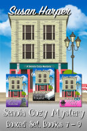 Senoia Cozy Mystery Boxed Set, Books 7-9