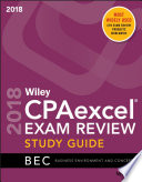 Wiley Cpaexcel Exam Review 2018 Study Guide Book PDF