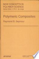 Polymeric Composites Book