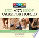 Knack Leg and Hoof Care for Horses