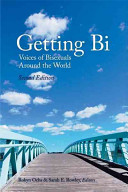 link to Getting bi : voices of bisexuals around the world in the TCC library catalog
