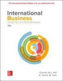 International Business   Competing in the Global Marketplace
