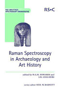 Raman Spectroscopy in Archaeology and Art History