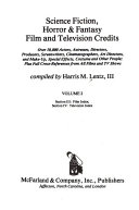 Science Fiction  Horror   Fantasy Film and Television Credits  Section 3  Film index  Section 4  Television index