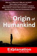 Origin of Humankind Pdf/ePub eBook