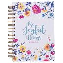 Journal Wirebound Large Be Joyful