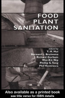 Food Plant Sanitation Pdf/ePub eBook