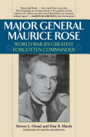 Pdf Major General Maurice Rose
