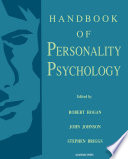 Handbook of Personality Psychology Book