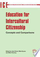 Intercultural Experience and Education