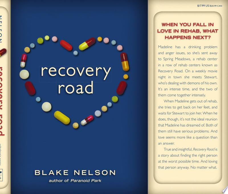 Recovery Road banner backdrop