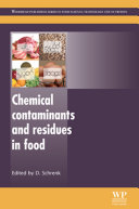 Chemical Contaminants and Residues in Food Pdf/ePub eBook