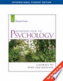 Introduction to Psychology (ISE)