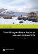 Pdf Toward Integrated Water Resources Management in Armenia Telecharger