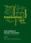 Post editing of Machine Translation
