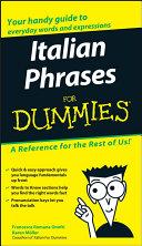 Italian Phrases For Dummies [Pdf/ePub] eBook