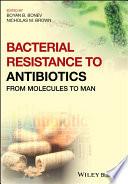 Bacterial Resistance to Antibiotics Book
