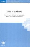 Guide De La Cnudci