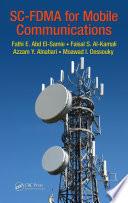 SC FDMA for Mobile Communications