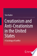 Creationism and Anti Creationism in the United States