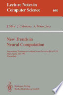 New Trends In Neural Computation Book PDF