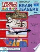 Brain Teasers from the World Almanac(R) for Kids  , Bücher 1