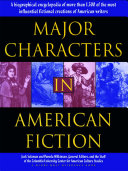 Major Characters In American Fiction Book