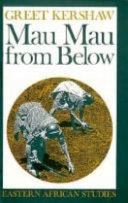 Mau Mau from Below Book PDF
