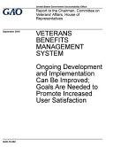 Veterans Benefits Management System