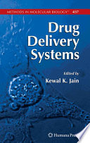 Drug Delivery Systems Book