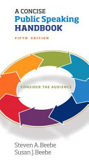 A Concise Public Speaking Handbook Book PDF