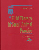 Fluid Therapy in Small Animal Practice