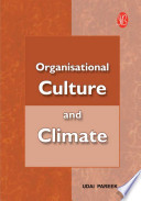 Organisational Culture And Climate