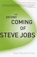 Pdf The Second Coming of Steve Jobs Telecharger