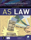 Multi Pack As Law and Alevel Study Guide Law