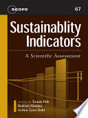 Sustainability Indicators Book