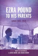 Ezra Pound to His Parents