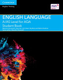 A AS Level English Language for AQA Student Book