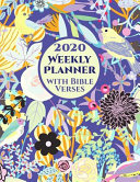 2020 Weekly Planner with Bible Verses on Each Page