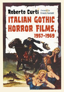 Pdf Italian Gothic Horror Films, 1957äóñ1969 Telecharger