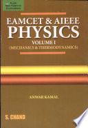 Eamcet & Aieee Physics Vol-I (Mechanics & Thermodynamics)