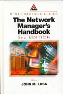 The Network Manager s Handbook  Third Edition