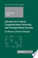 Advances in Control, Communication Networks, and Transportation Systems