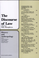 The Discourse of Law