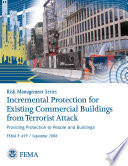 Risk Management Series: Incremental Protection for Existing Commercial Buildings from Terrorist Attack