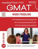 GMAT Word Problems