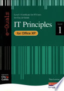 It Principles For Office Xp