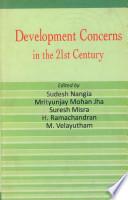 Development Concerns in the 21st Century