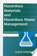 Hazardous Materials and Hazardous Waste Management Book